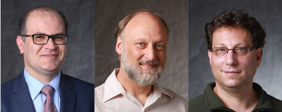 Three ECSE faculty promoted in December 2018