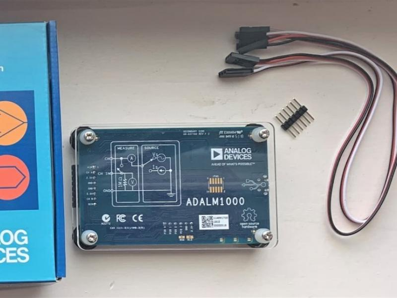 Analog Devices ADALM1000 Active Learning Module