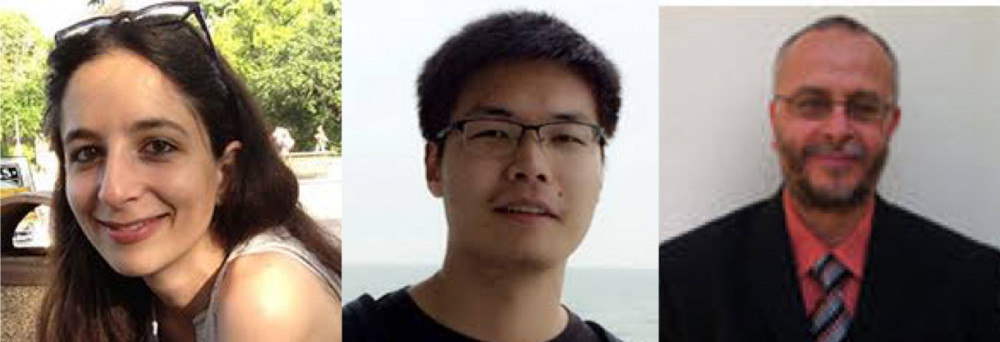 New ECSE Faculty: Derya Malak, Tianyi Chen, Amar Khoukhi